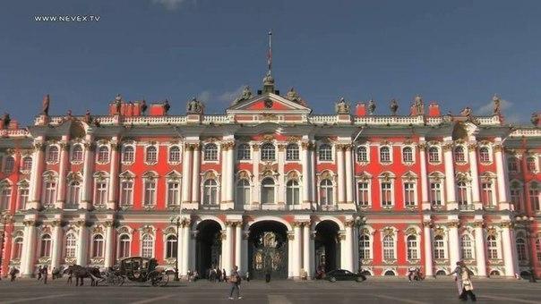 Цвета зимнего дворца