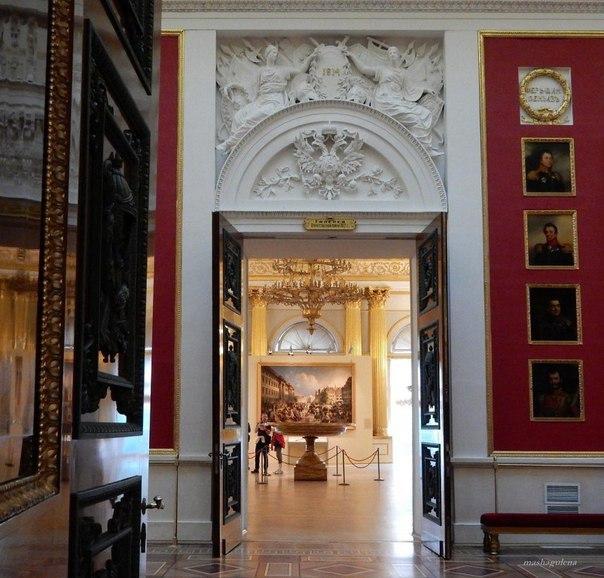Эрмитаж вошел в десятку самых посещаемых музеев мира