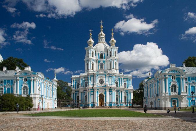 Санкт-Петербург занесен в Книгу рекордов Гиннесса